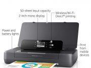 Printer Mobile HP OfficeJet 200